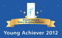 Young Achiever Award 2010